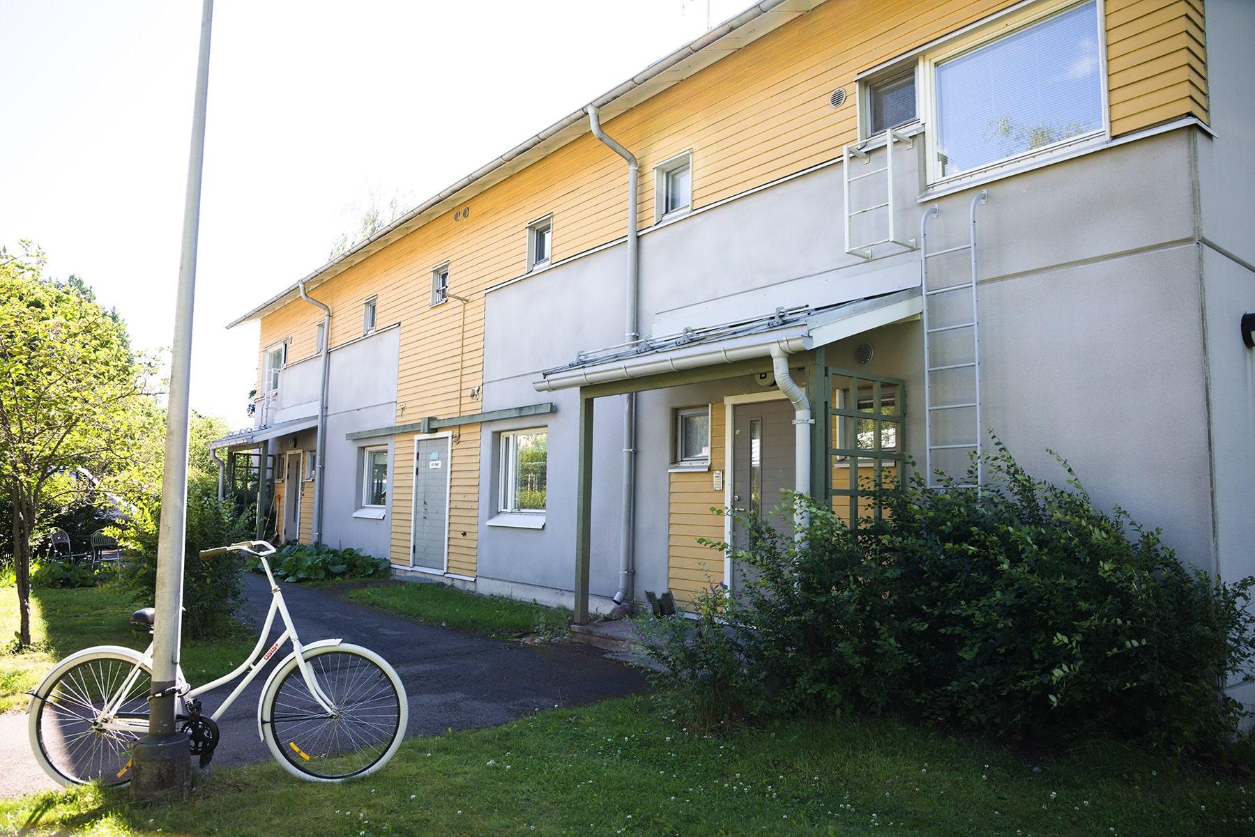 Etapin asumispalveluyksikkö Helsingin Tapaninkylässä