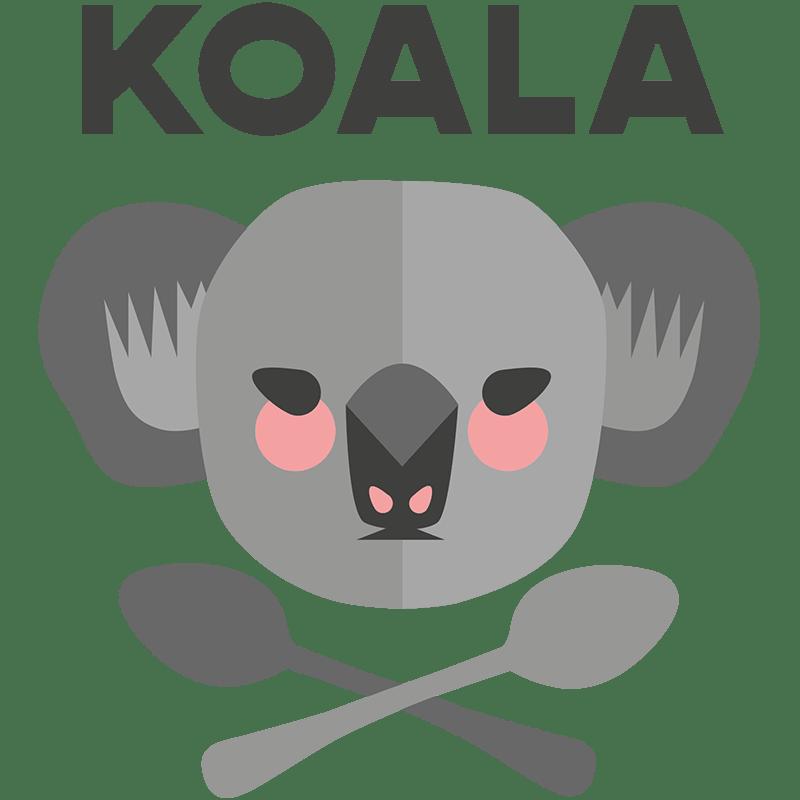 Koala-ryhmän logo